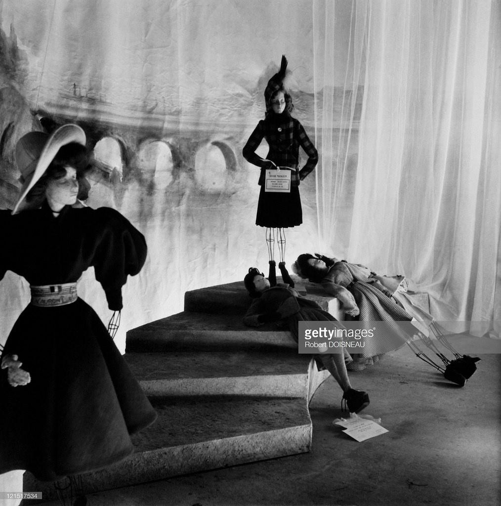 1950-е. В театре моды (2)