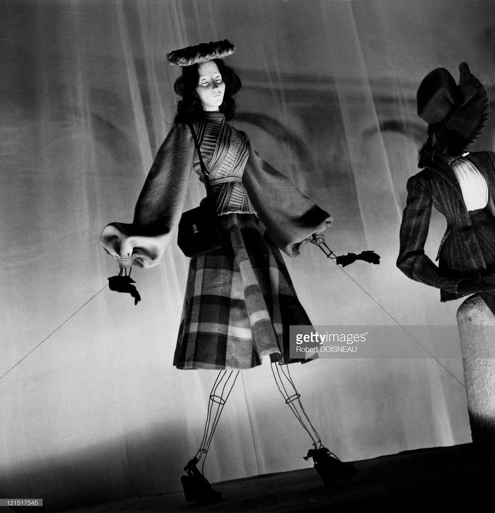 1950-е. В театре моды