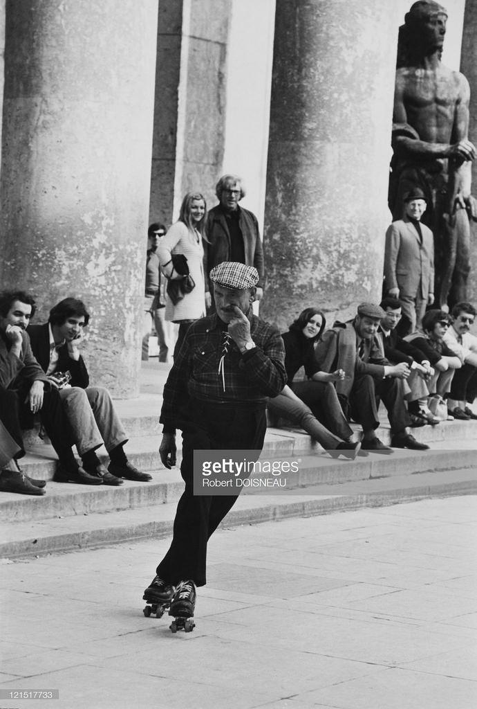 1950-е. Париж