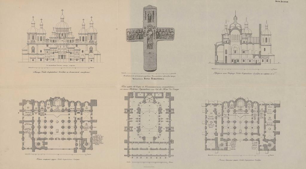 Киево-Софийский  собор