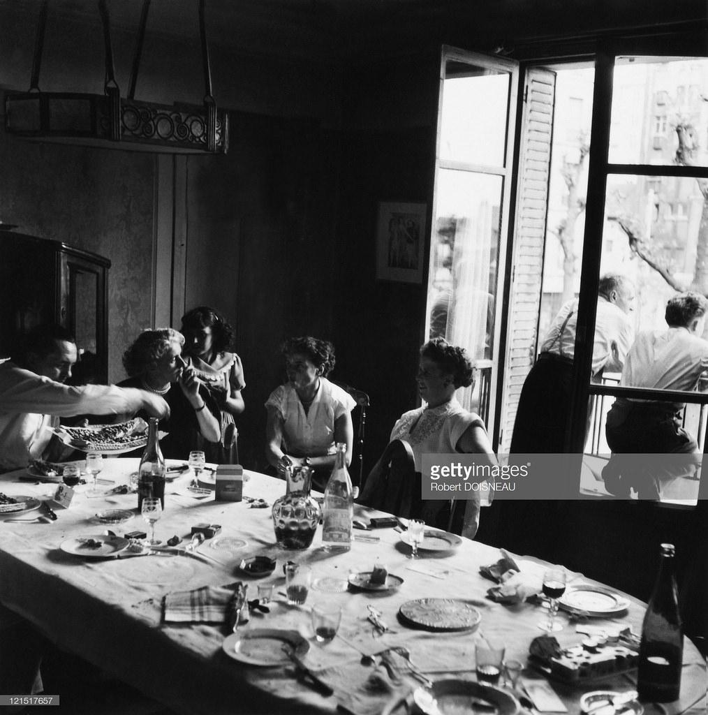 1953. Семейная жизнь