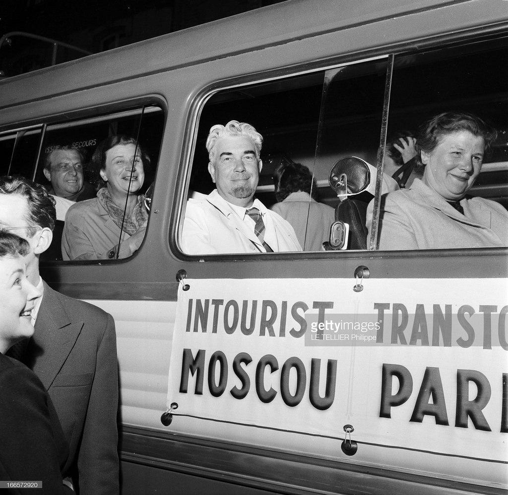 08. Они путешествуют на автобусе