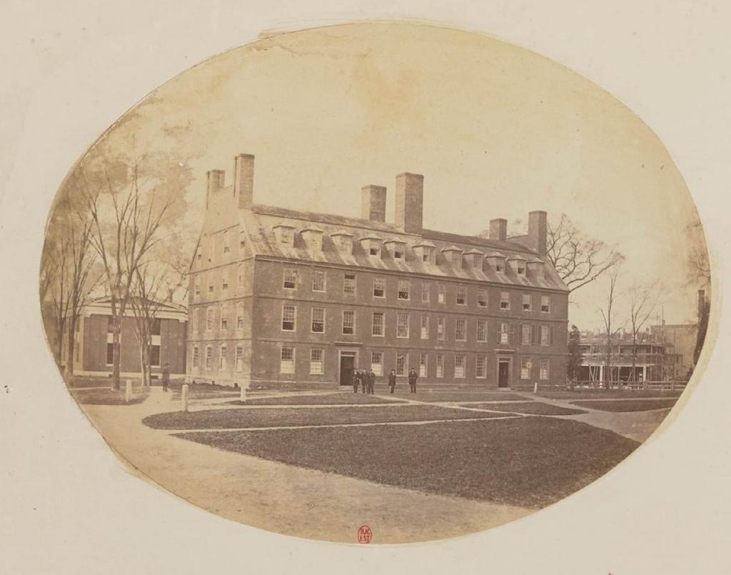 1860. Гарвард-колледж-082