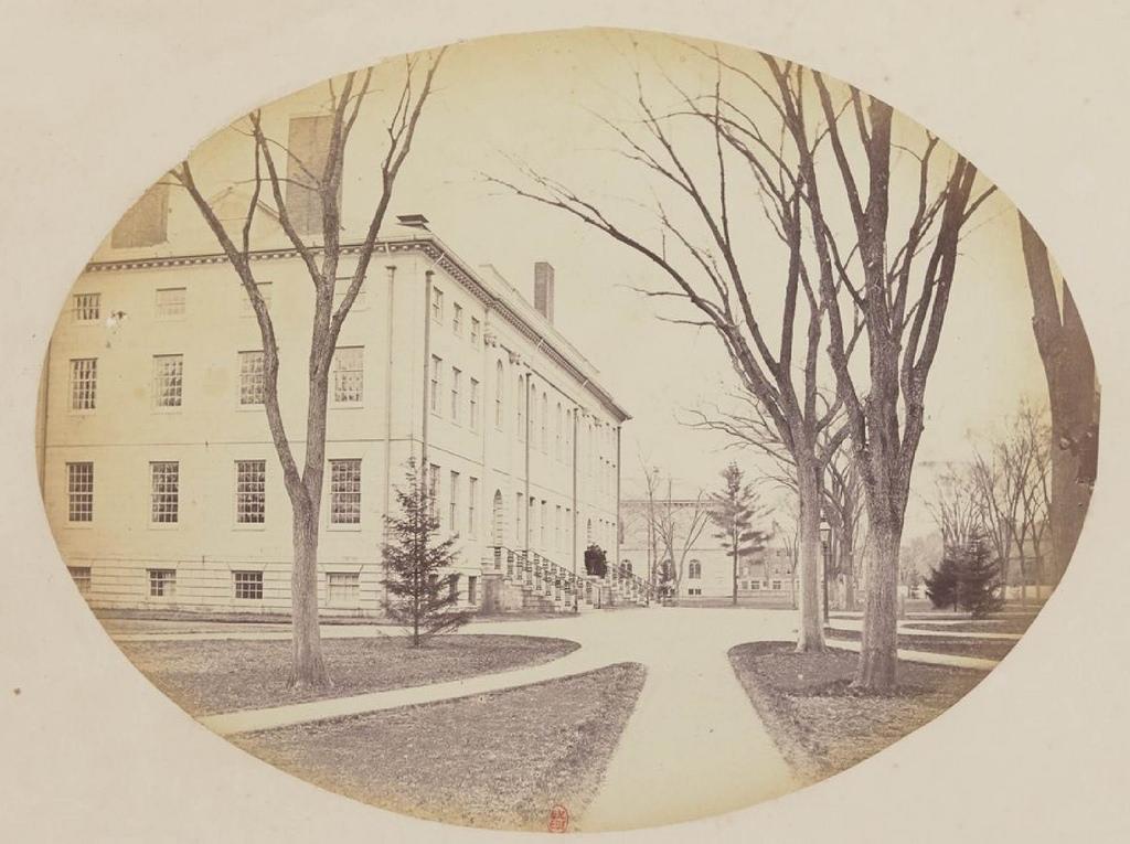 1860. Гарвард-колледж-083