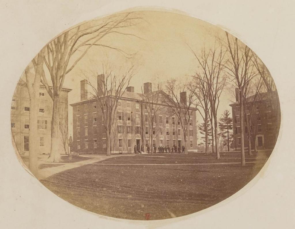 1860. Гарвард-колледж-086