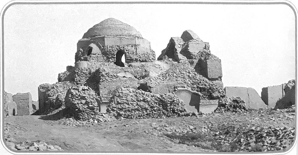 Мечеть в крепости