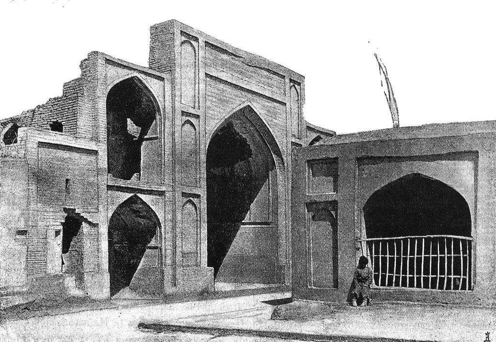 Мечеть и мавзолей Юсуфа Хамаданского