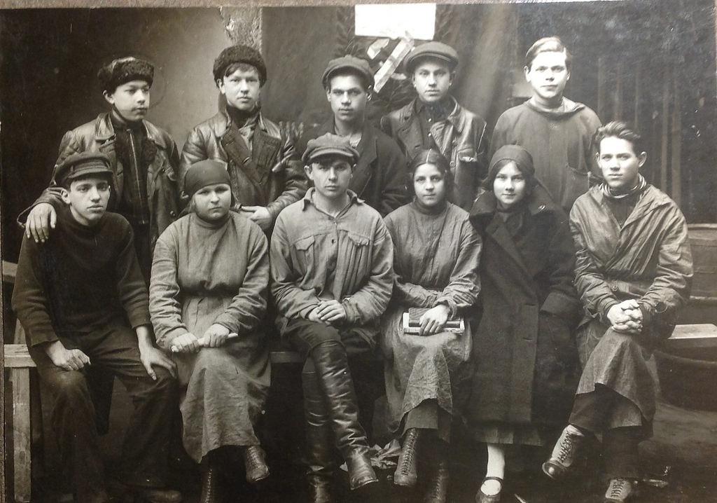 1920-е. Собрание КИМ