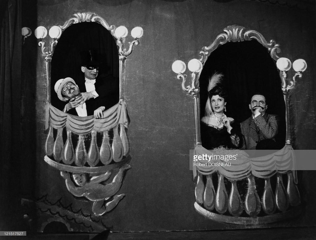 1950-е. В театре
