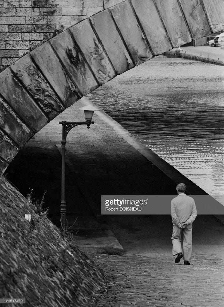 1950-е. Прогулка по набережной