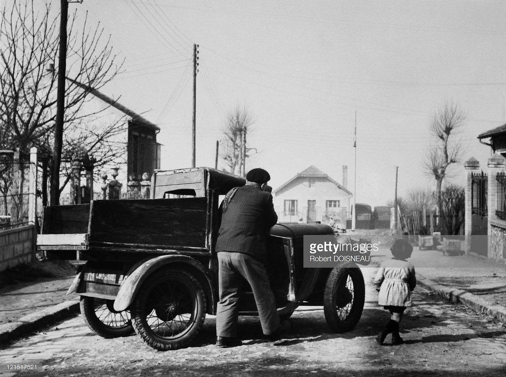 1950-е. Сен-Дени