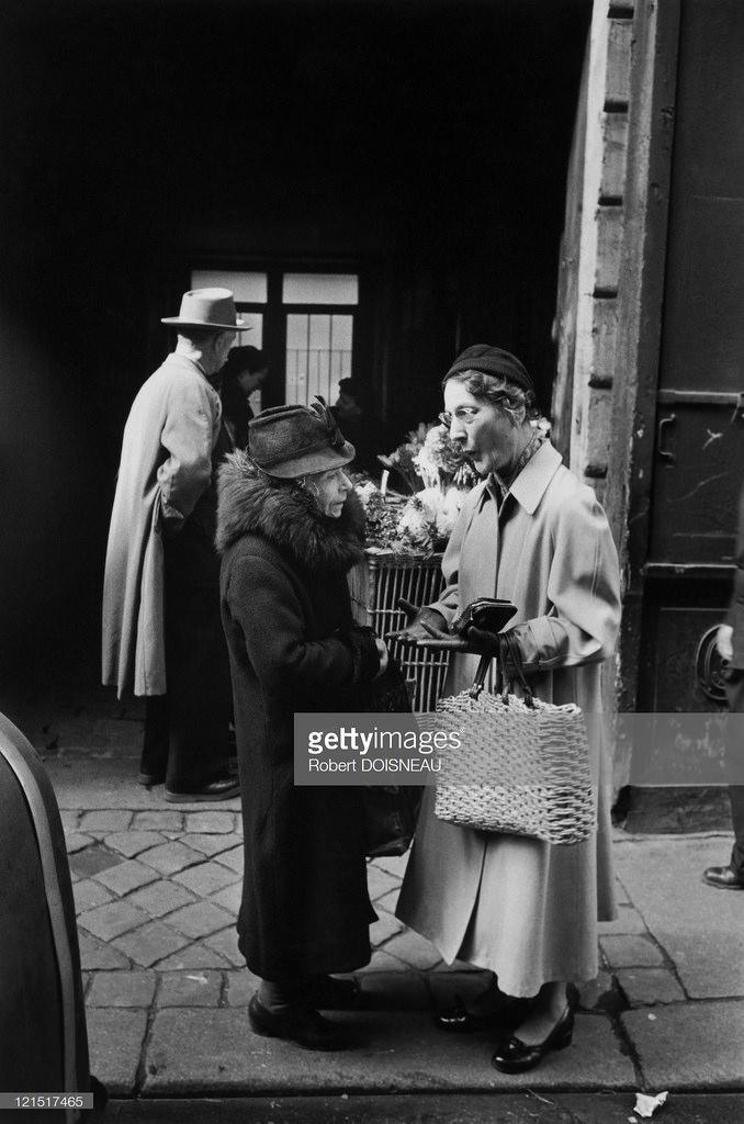 1950-е. Сплетницы