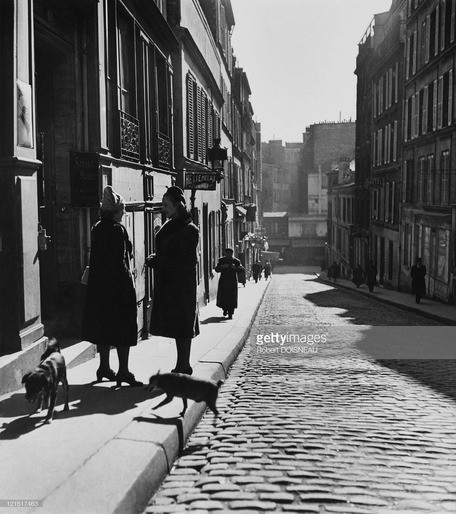 1951. Улица Толозе