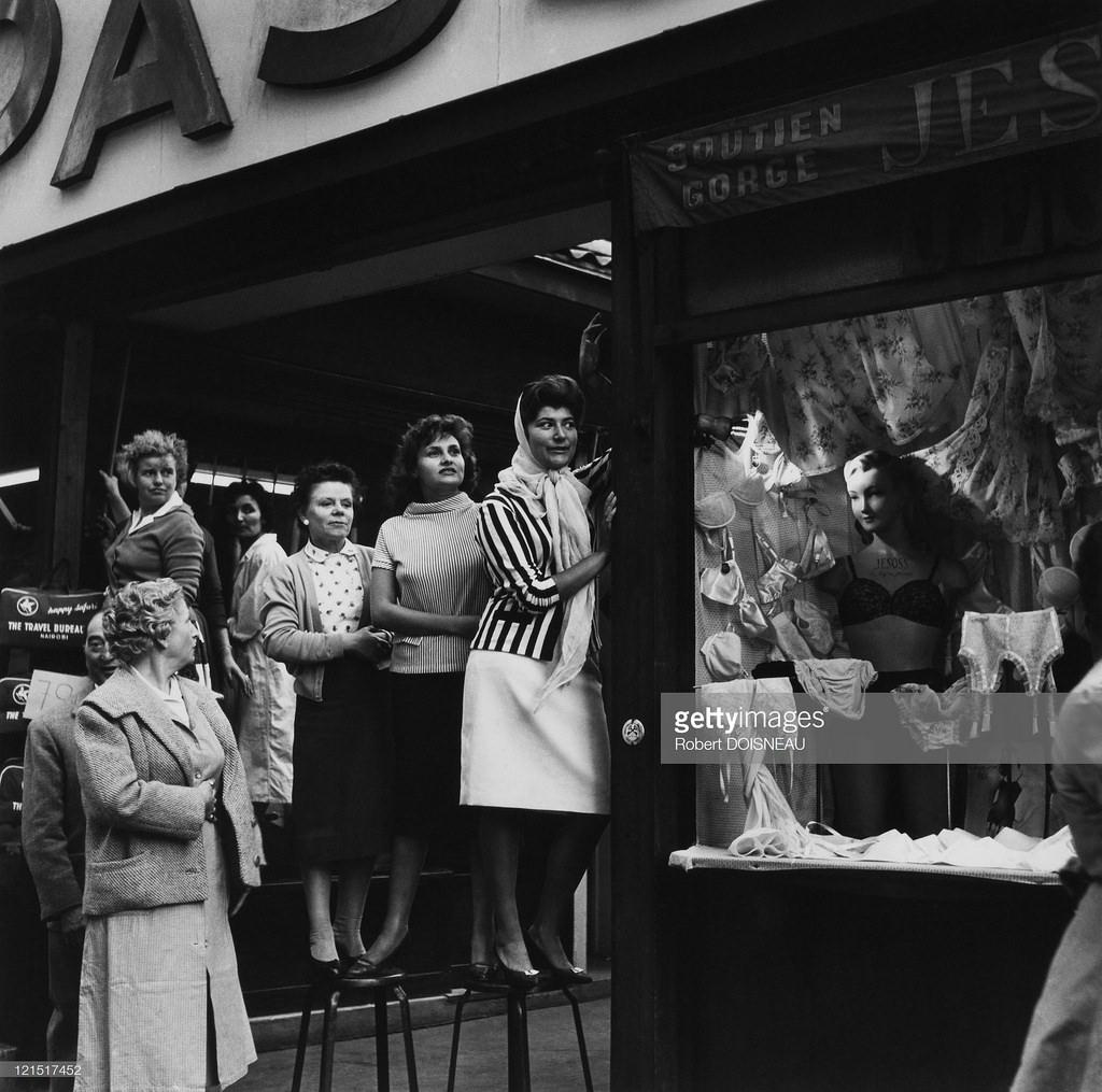 1959. Поклонницы Эйзенхауэра