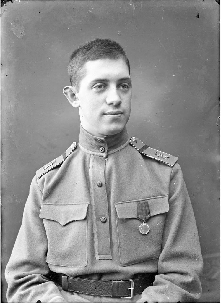 Аким Лев Эфраилович. 1917