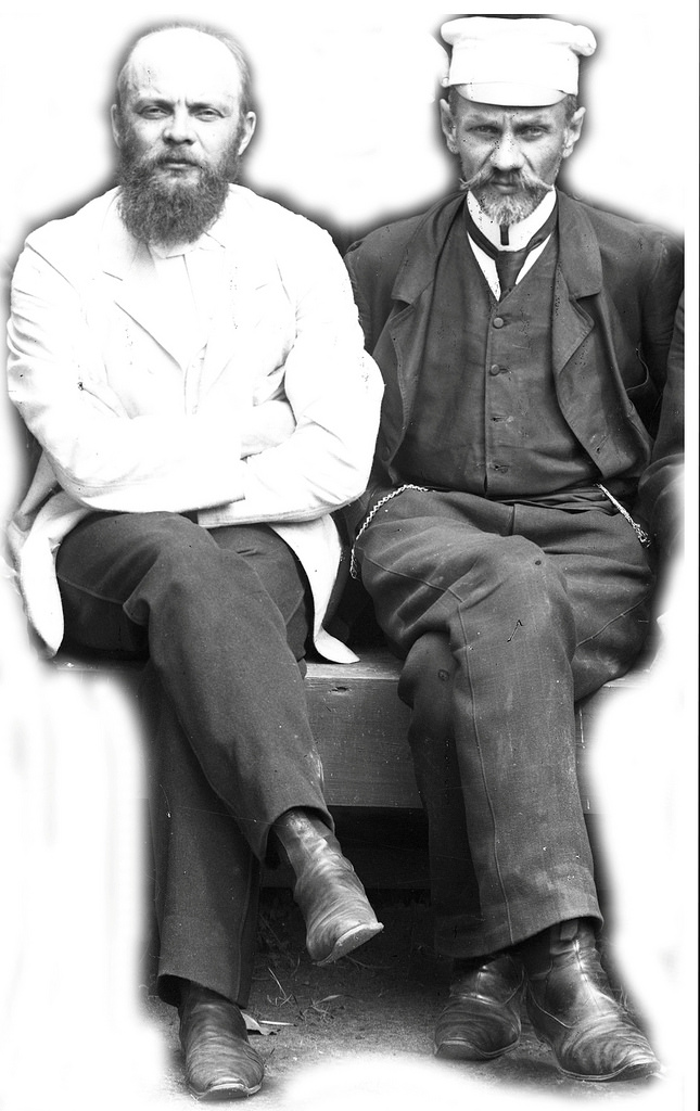 Нешпанов Иван Михайлович и Палилов Константин Васильевич