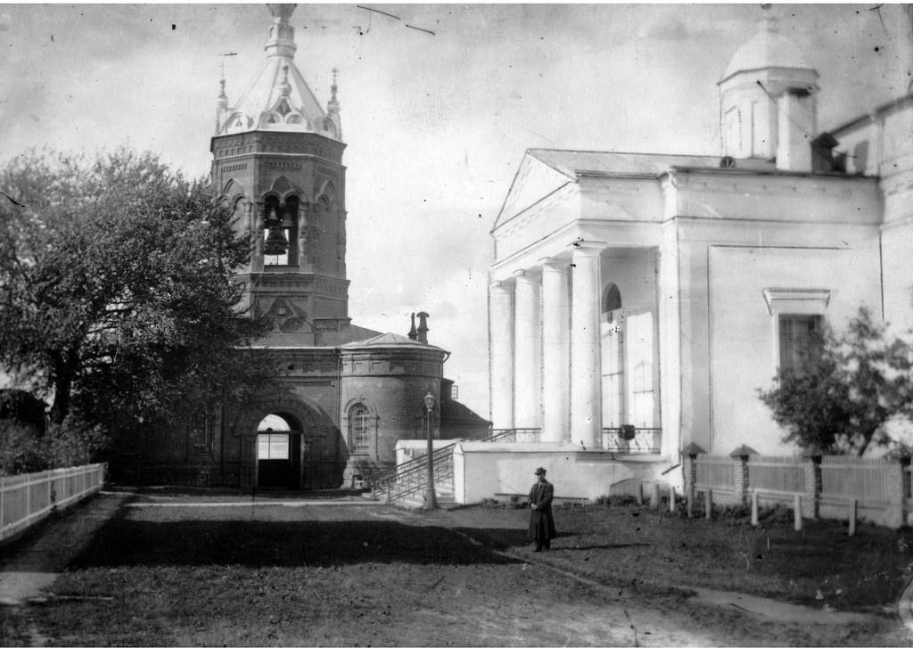 Староторжский монастырь. 1913