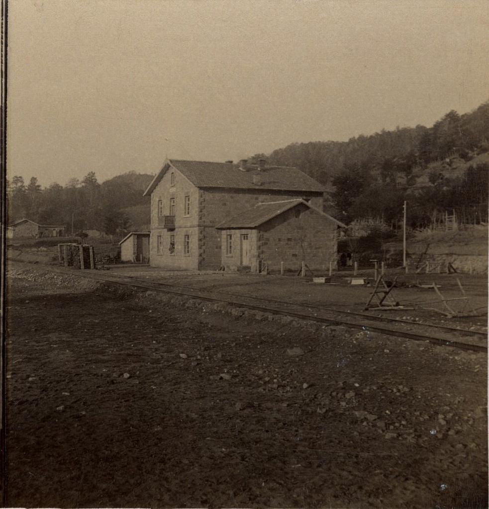 Станция Ткибули