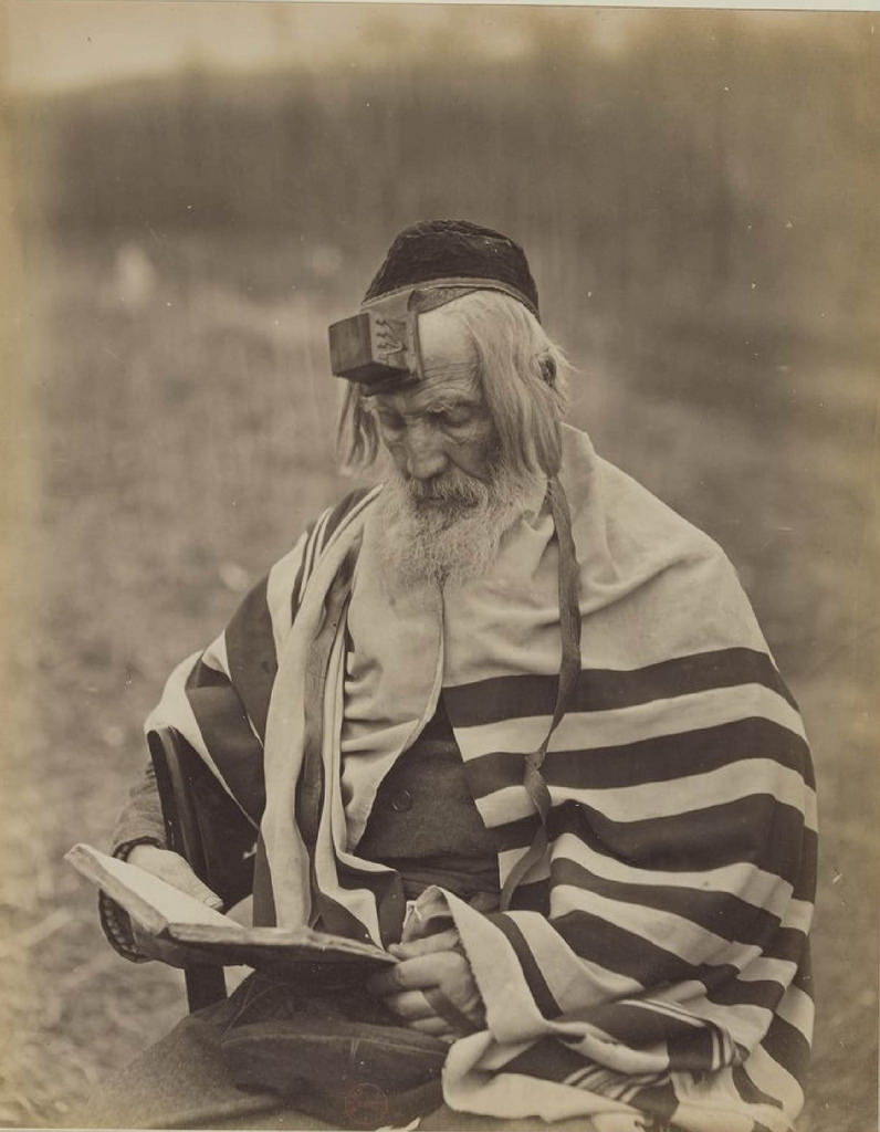 Бессарабия. Еврей (1)