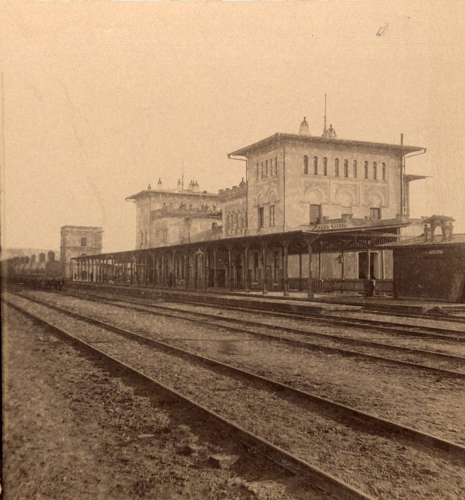 Станция Аджи-Кабуль