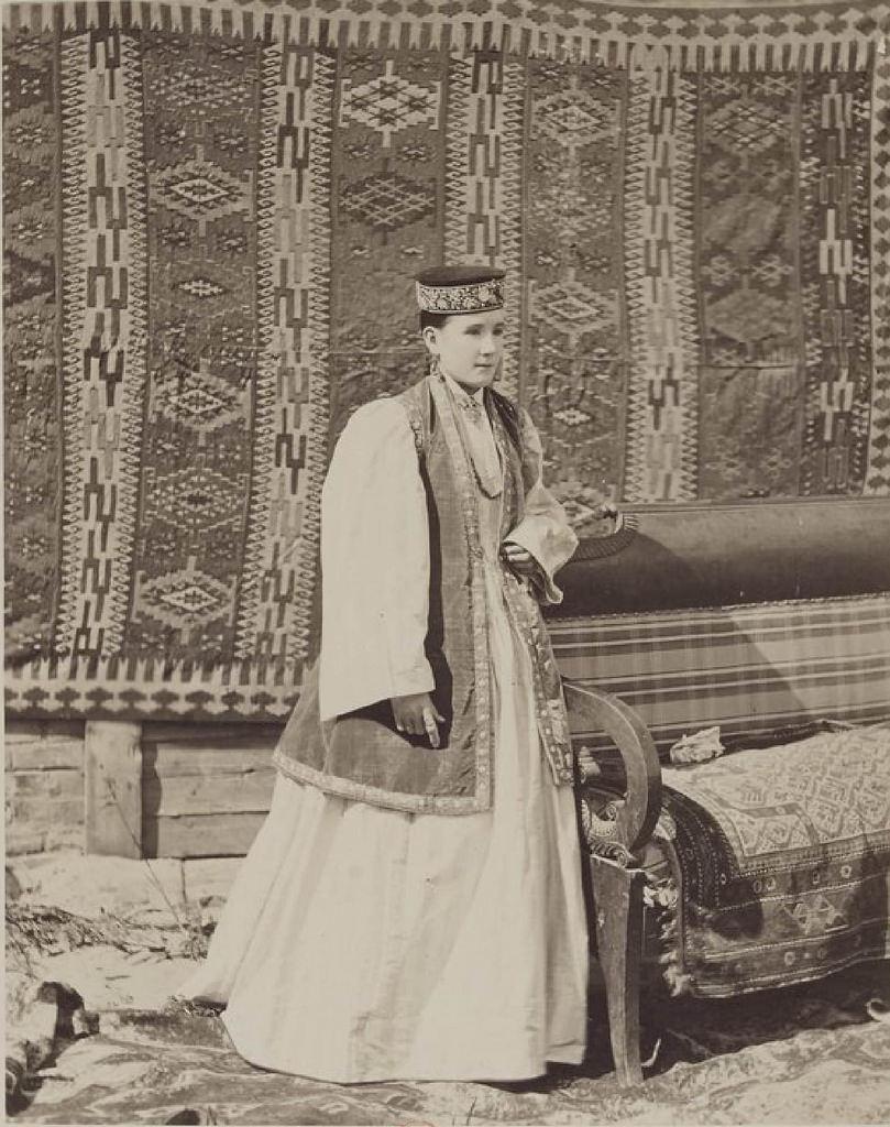 Казань. Татарка (2)