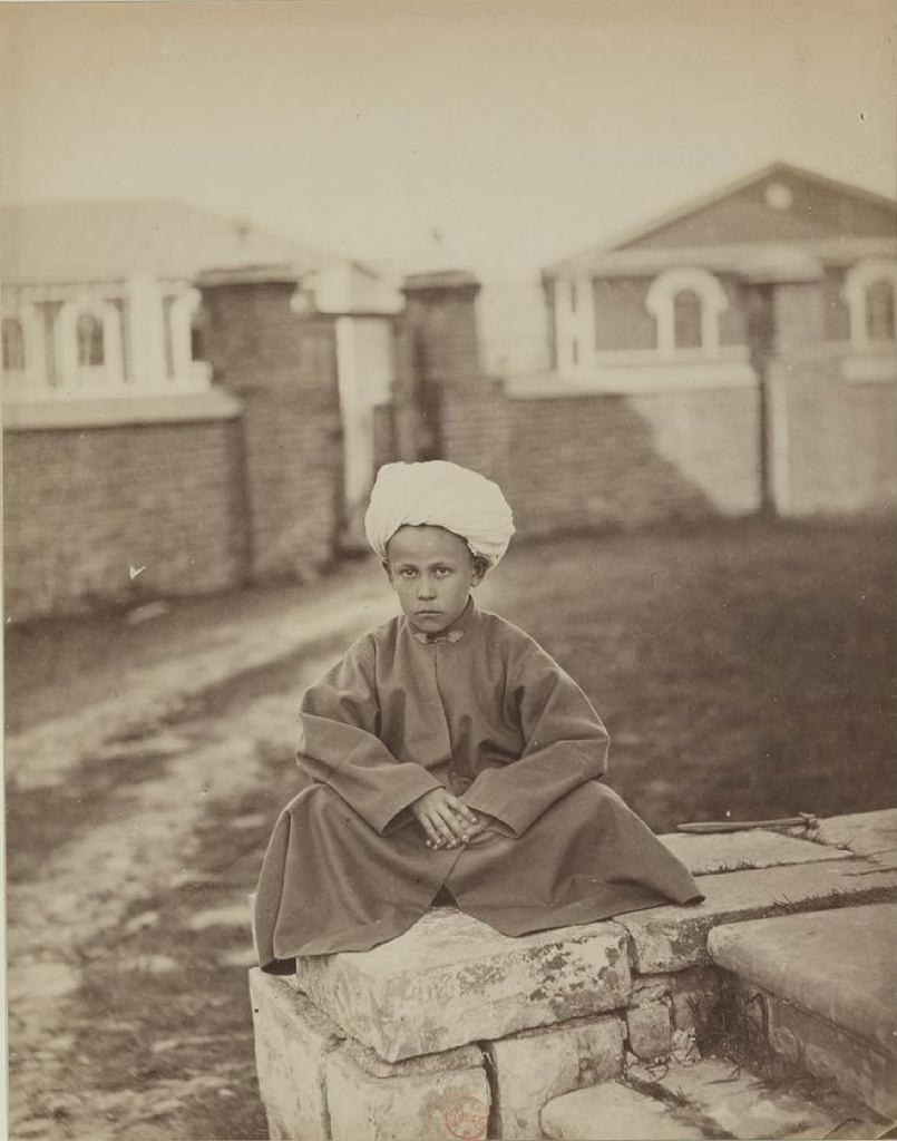 Татарин, сын муллы. Казанская губерния