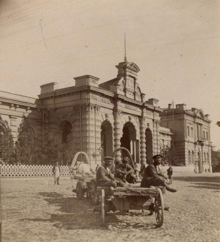 Станция Тбилиси