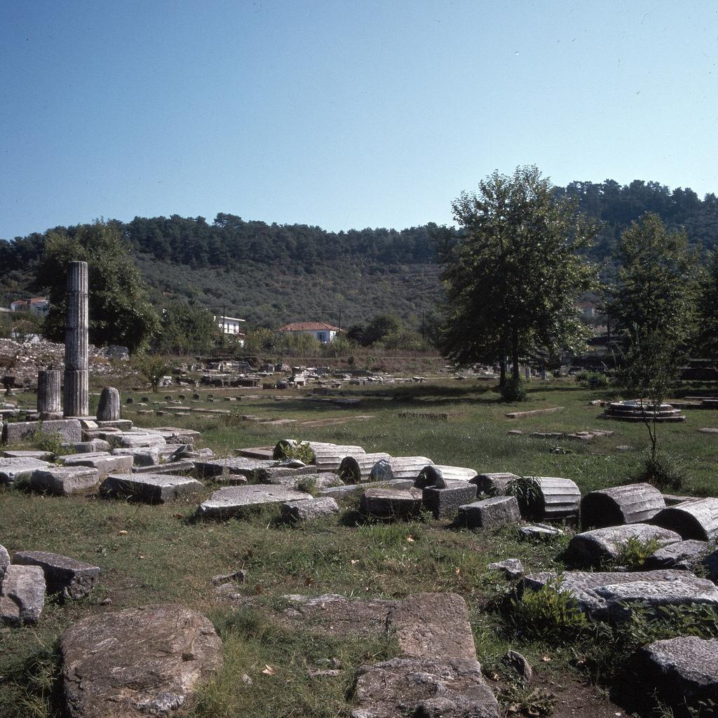 Агора. Северо-западный портик, 3-й век до н.э