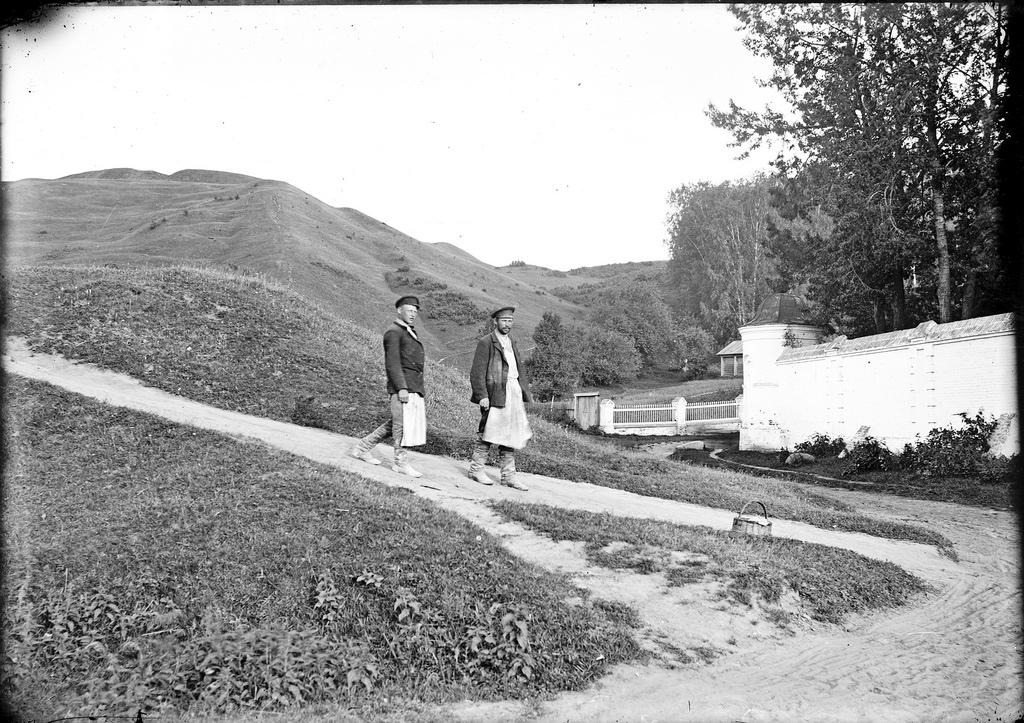 Тропка с Балчуга. 1913