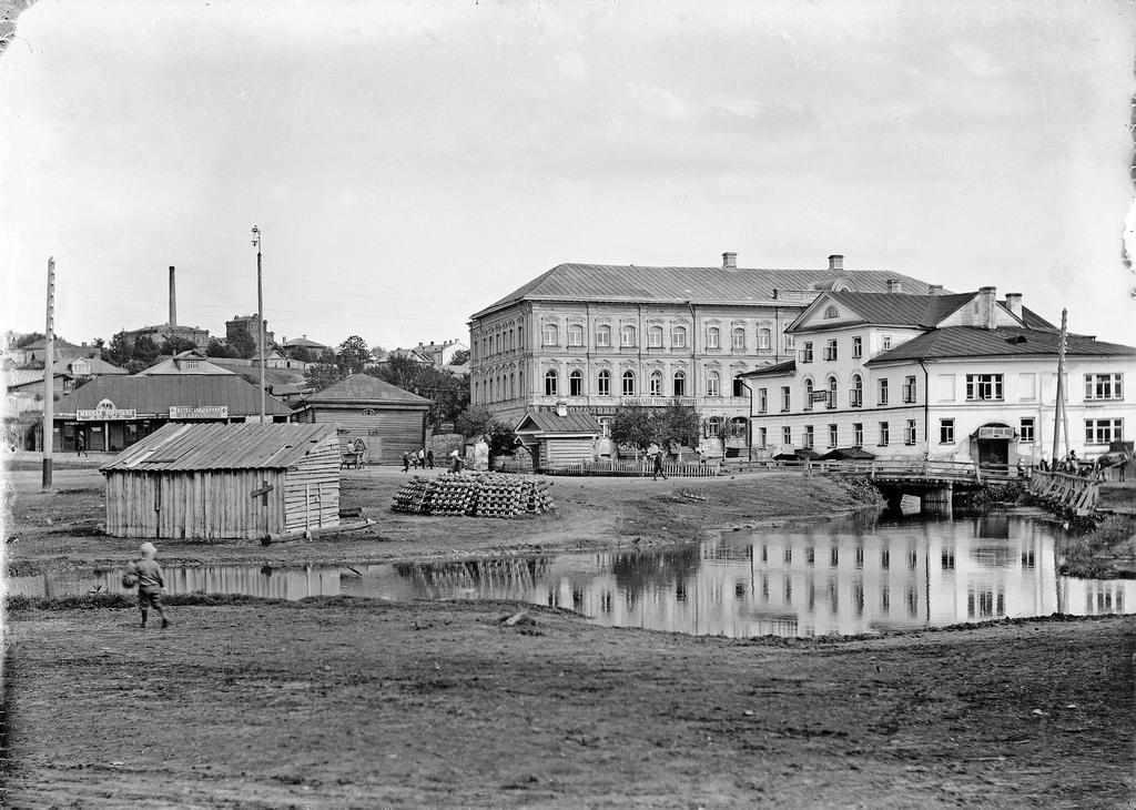 Центр Галича, 1913