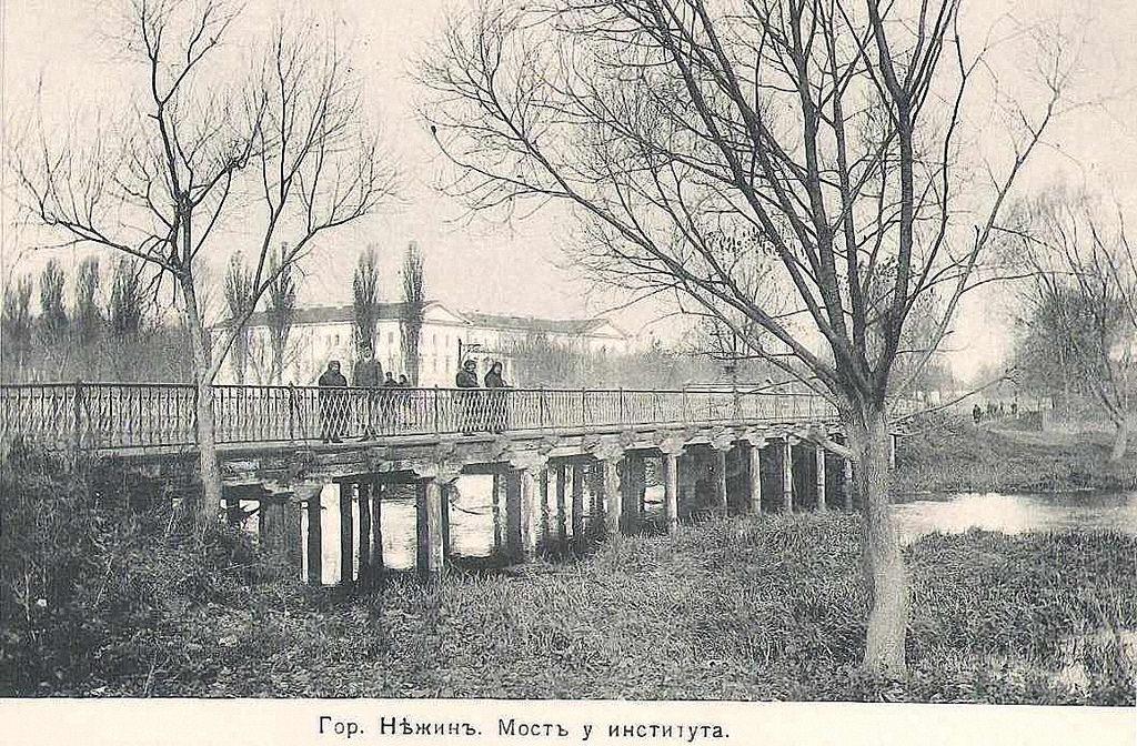 Мост у института