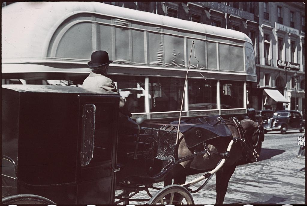Автобус на газу