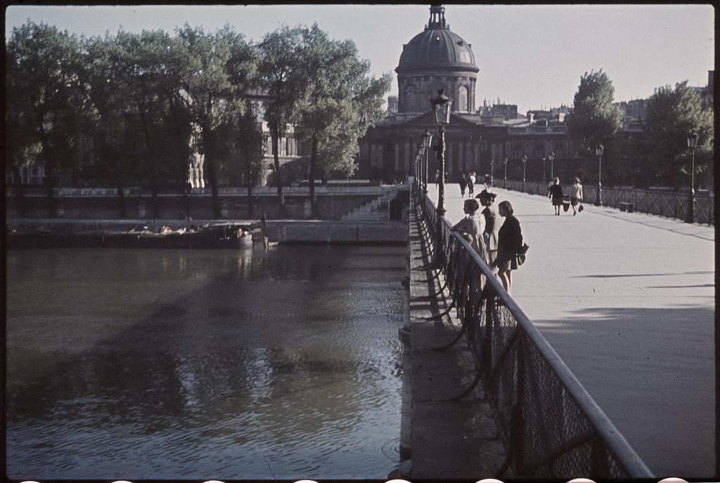 У моста Искусств