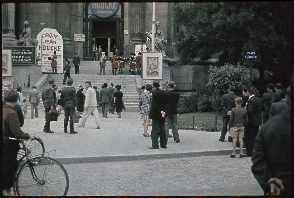 Цирк Жан-Хоке в Гран-Пале