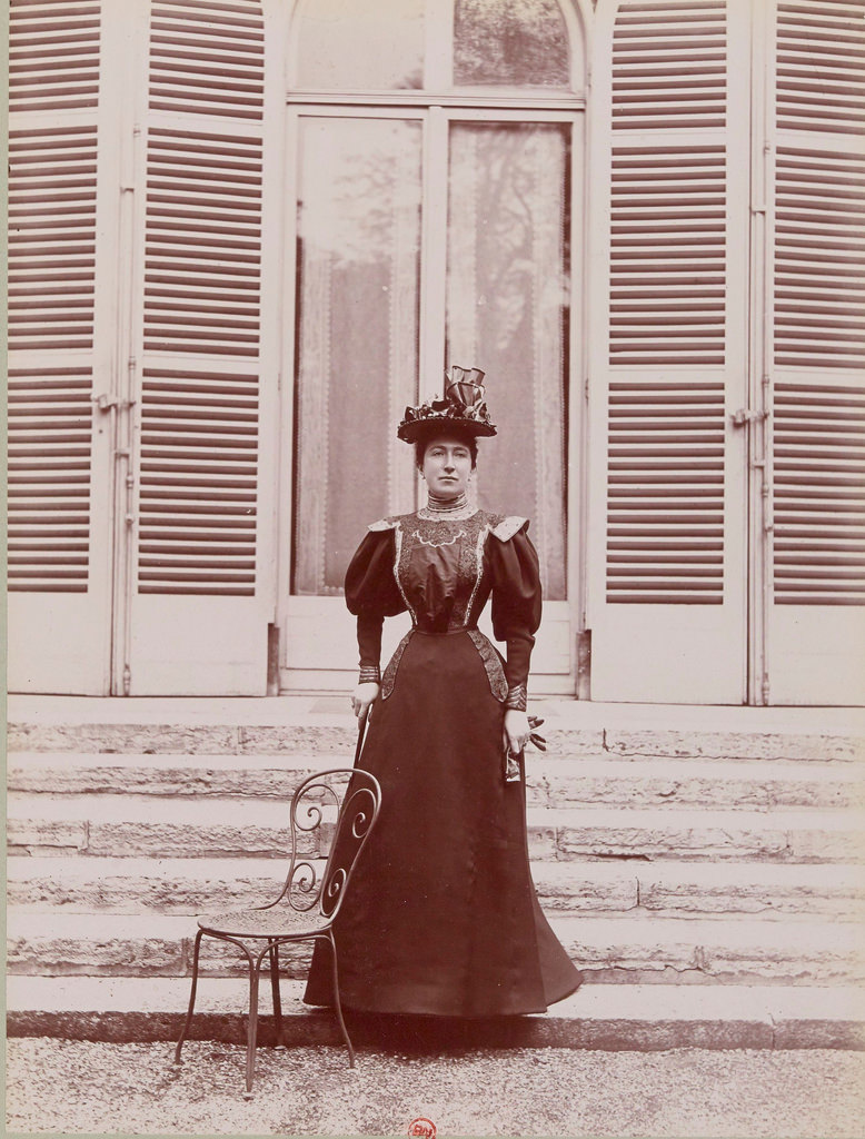 Маркиза д'Алигре