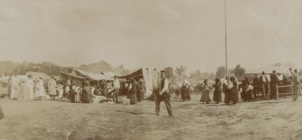 Ярмарка в Гавронцах 24 июня
