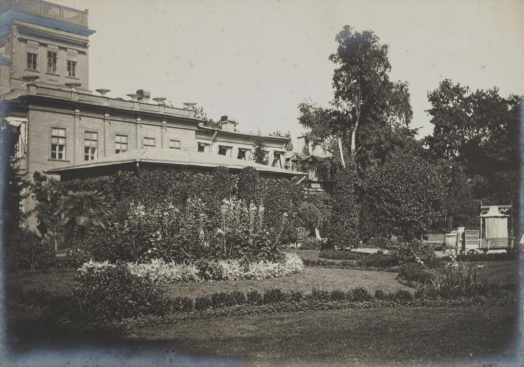 1900-е. Усадьба Ульянка