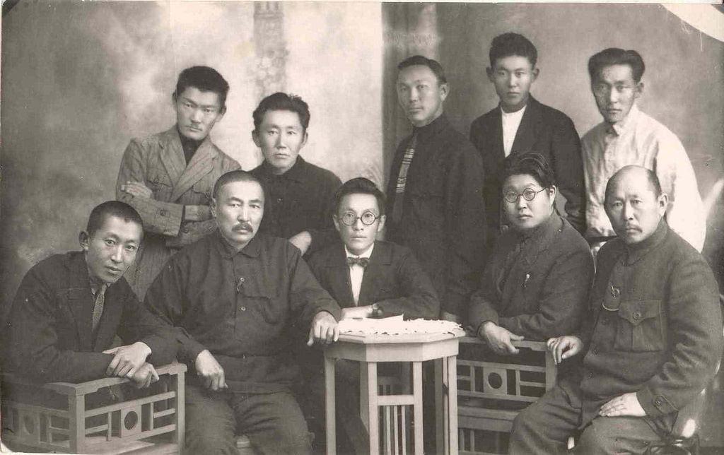 1930-е. Верхнеудинск