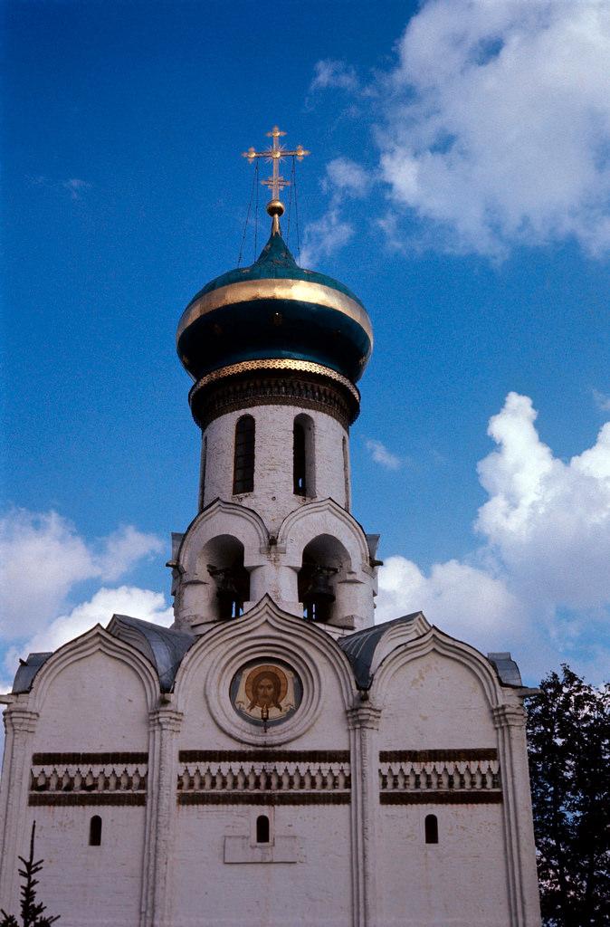 1972. Троице-Сергиева лавра. Духовская церковь