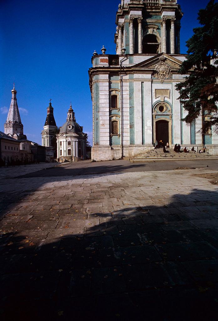 1972. Троице-Сергиева лавра. Смоленская церковь