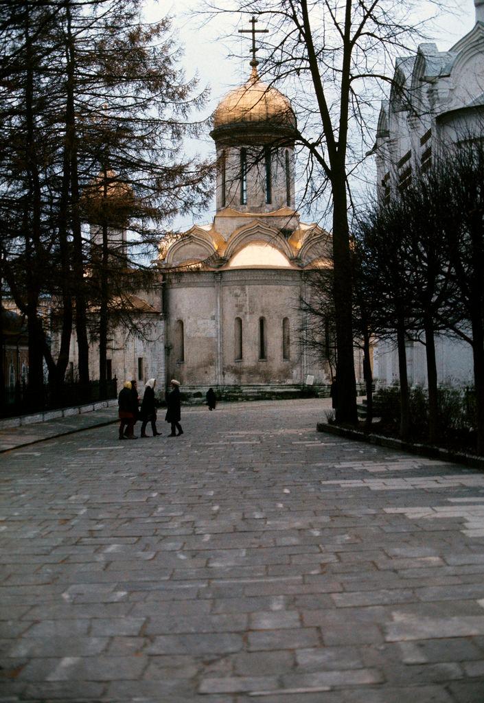 1972. Троице-Сергиева лавра. Троицкий собор