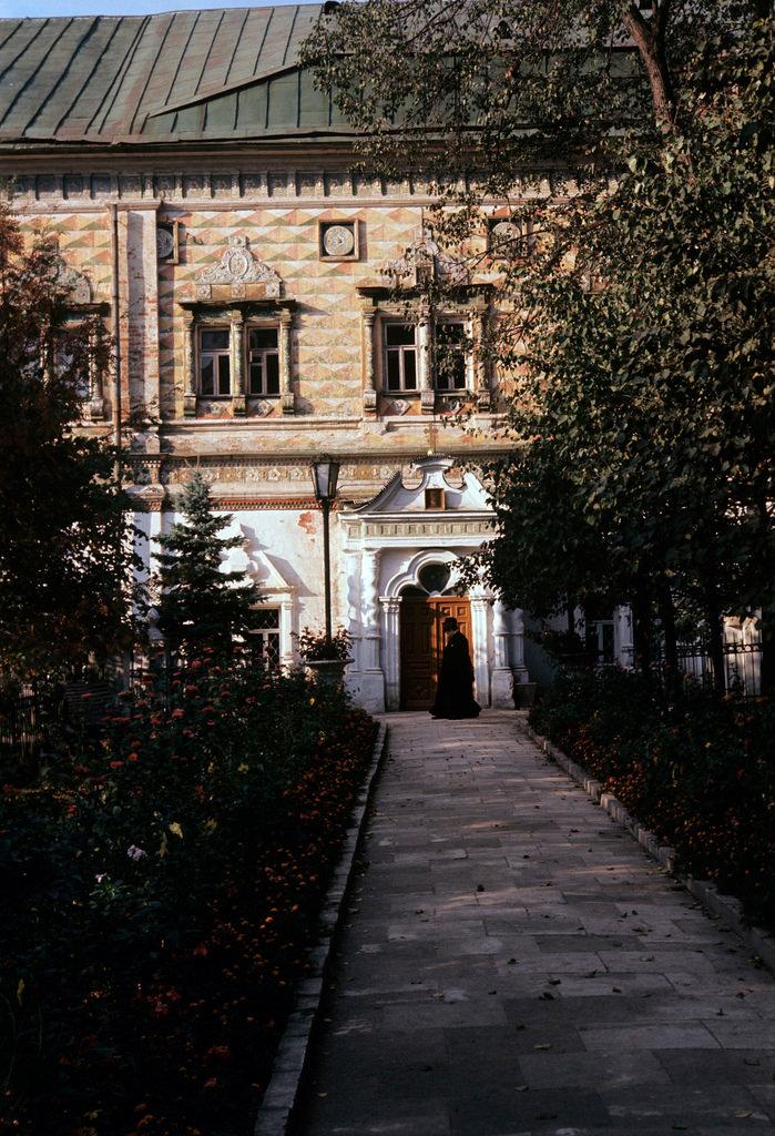 1972. Троице-Сергиева лавра. Царские чертоги