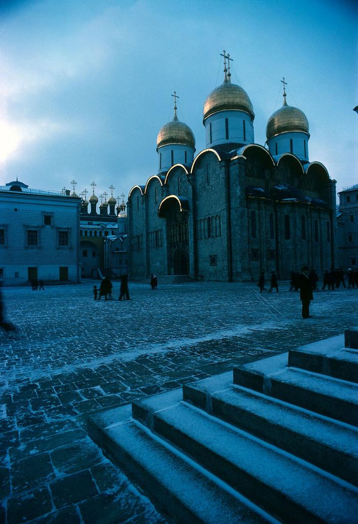 1978. Москва. Успенский собор