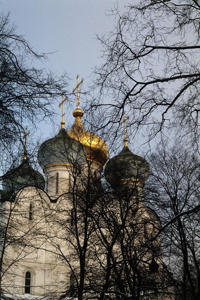 1983. Смоленский собор Новодевичьего монастыря