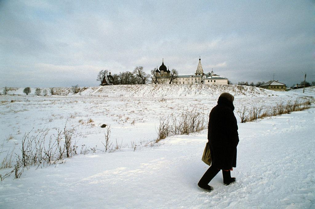 1983. Суздаль. Кремль