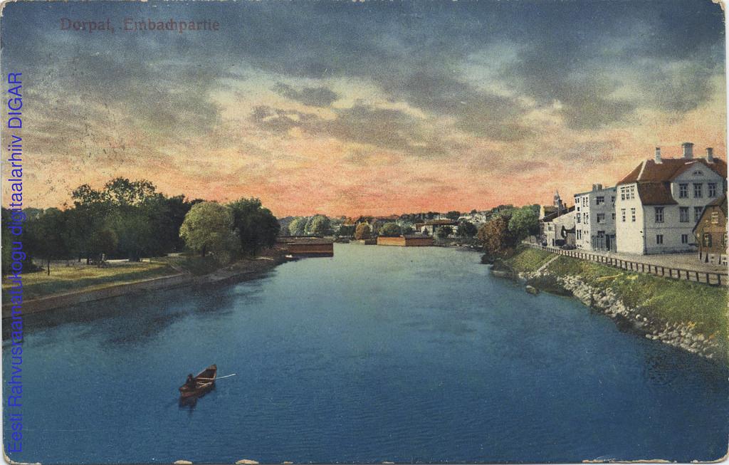 Река Омовжа.
