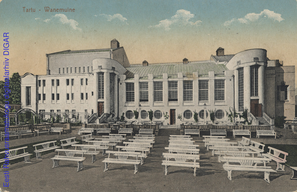 Театр Ванемуйне.