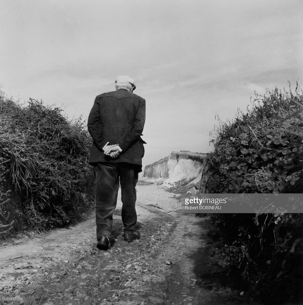 1950-е. Жорж Брак на сельской дороге