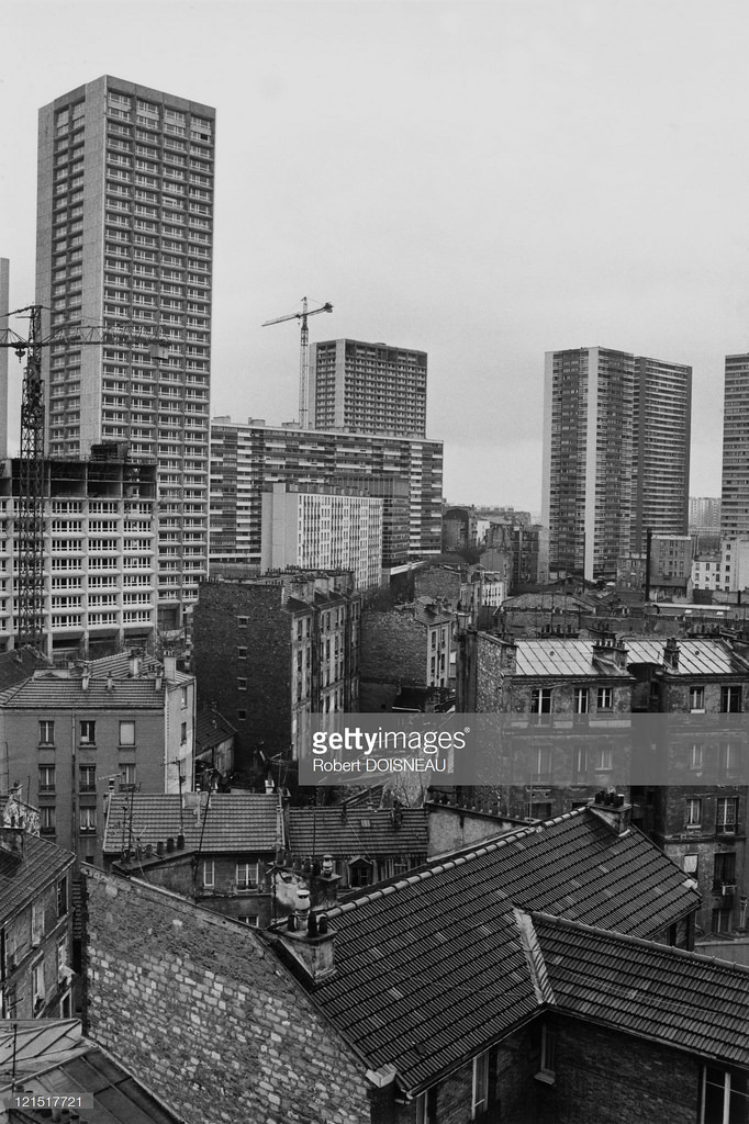 1975. Район Парижа