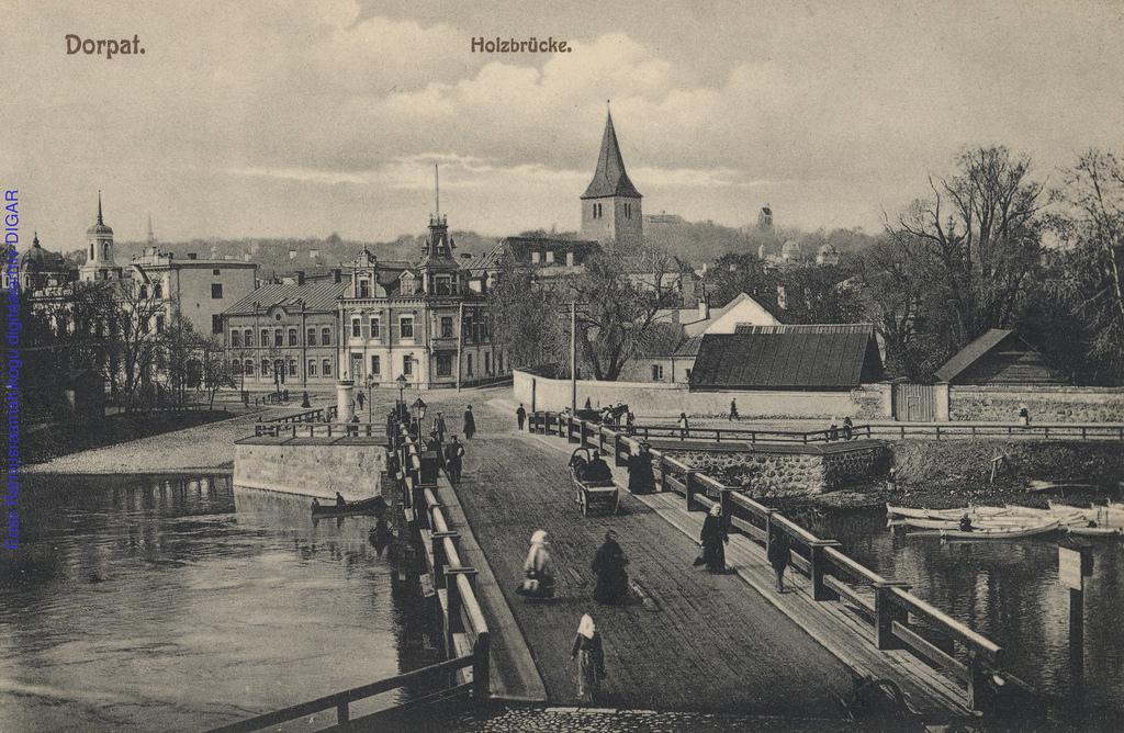 Деревянный мост.1
